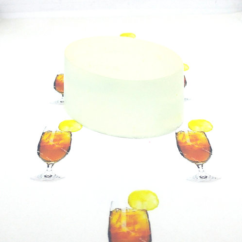 Lemon Tea Scented Soap Bar