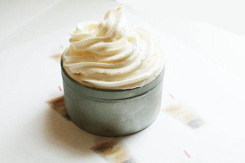 Root Beer Float Natural Vegan Whipped Soap