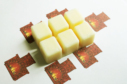 Fireplace Scented Natural Vegan Wax Melts