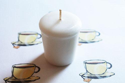 Tea Scented Votive Candle