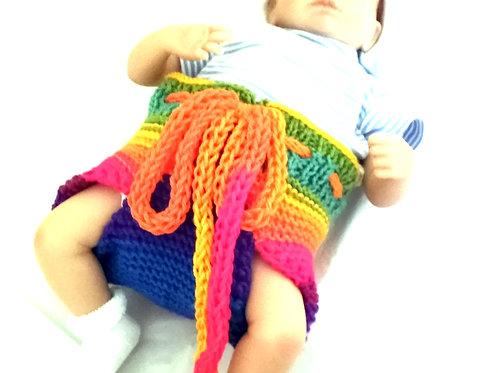Rainbow Baby Diaper Cover Soaker
