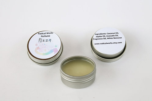 Pizza Scented Natural Solid Perfume