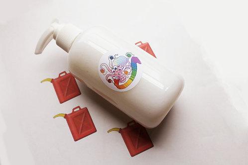 Gasoline Scented Vegan Liquid Soap