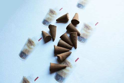 Root Beer Float Scented Cone Incense