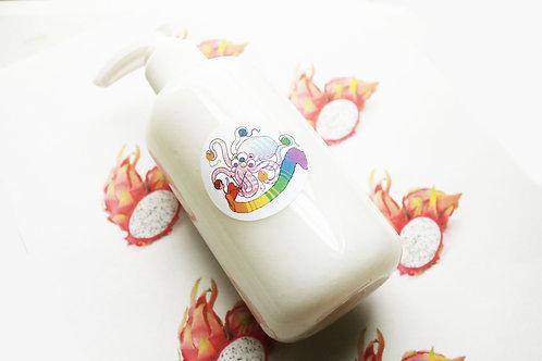 Dragon Fruit Scented Vegan Liquid Soap