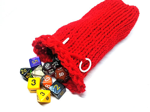 Red Dice Bag