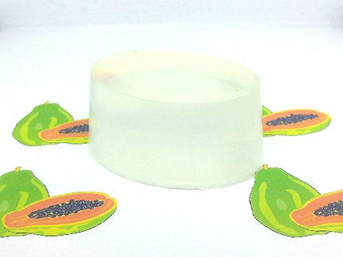 Papaya Scented Soap Bar