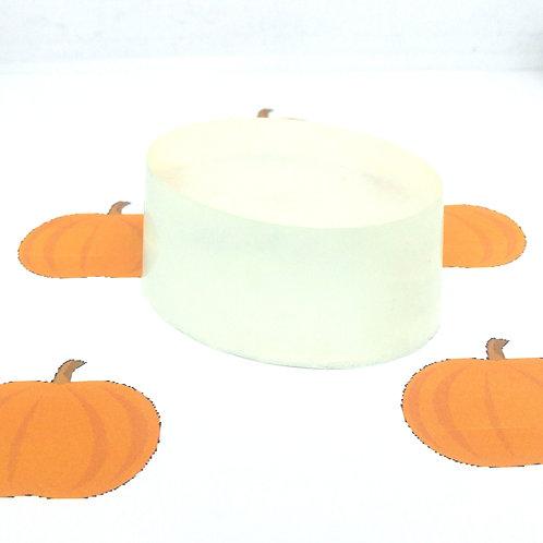 Pumpkin Scented Soap Bar