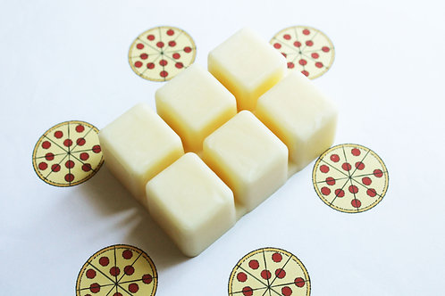 Pizza Scented Natural Wax Melts