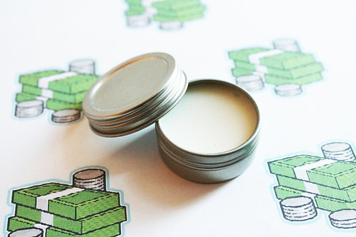 Money Scented Natural Lip Balm