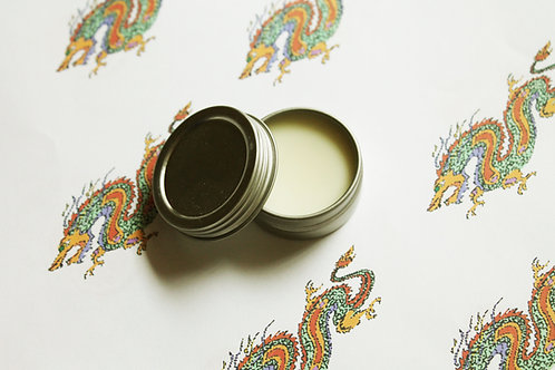 Dragons Blood Scented Natural Lip Balm