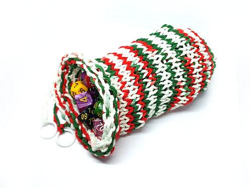 Christmas Dice Bag