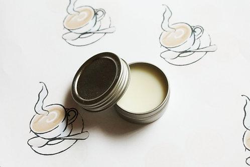 Cappuccino Scented Natural Lip Balm