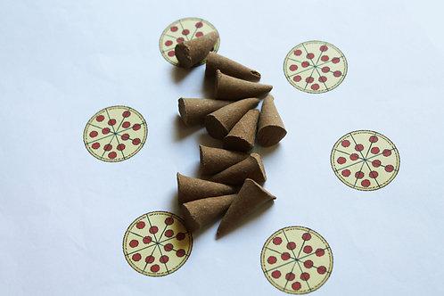 Pizza Scented Cone Incense