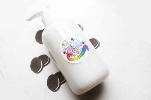 Oreo Cookie Scented Vegan Liquid Soap