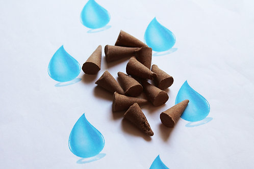 Water Scented Cone Incense