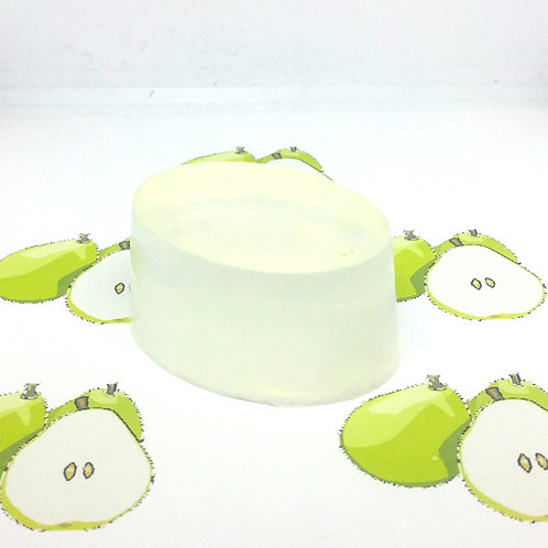 Pear Scented Soap Bar