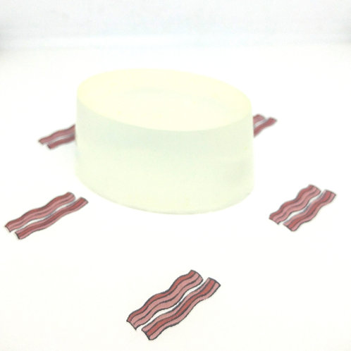 Hickory Smoked Bacon Scented Soap Bar