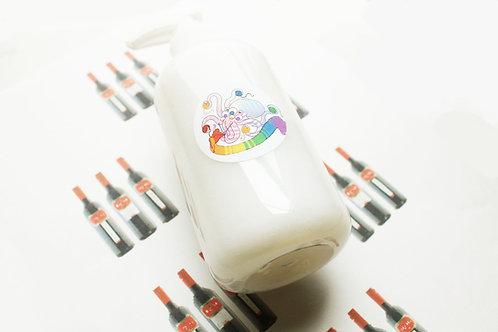 Merlot Scented Vegan Liquid Soap