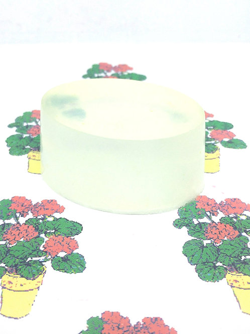 Geranium Scented Soap Bar