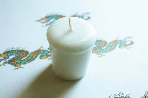 Dragons Blood Scented Votive Candle