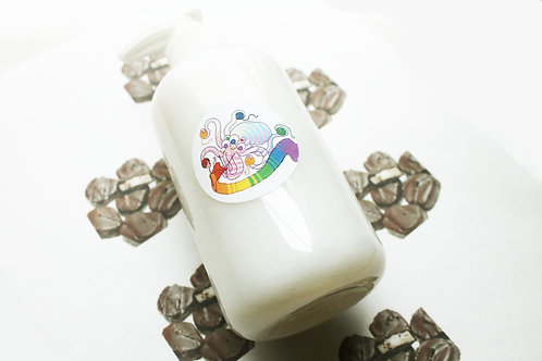 Chocolate Peppermint Patty Scented Liquid Soap