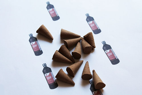Menthol Scented Cone Incense