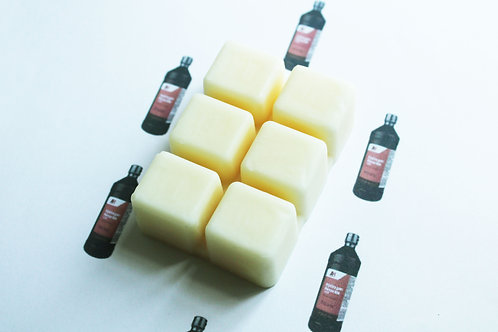 Menthol Scented Natural Wax Melts