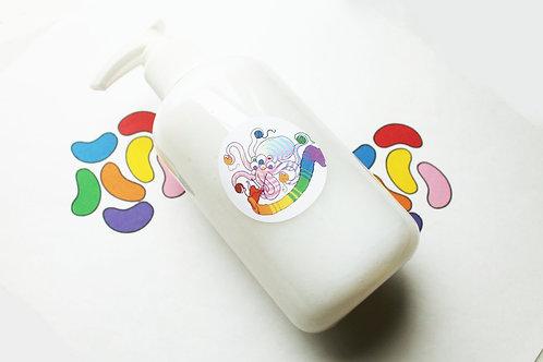 Jelly Bean Scented Vegan Liquid Soap