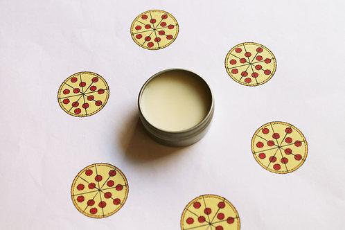 Pizza Scented Natural Lip Balm