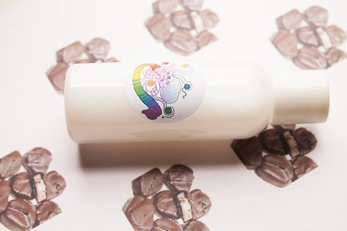 Chocolate Peppermint Patty Scented Vegan Lotion