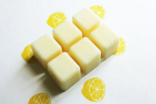 Lemon Scented Natural Wax Melts