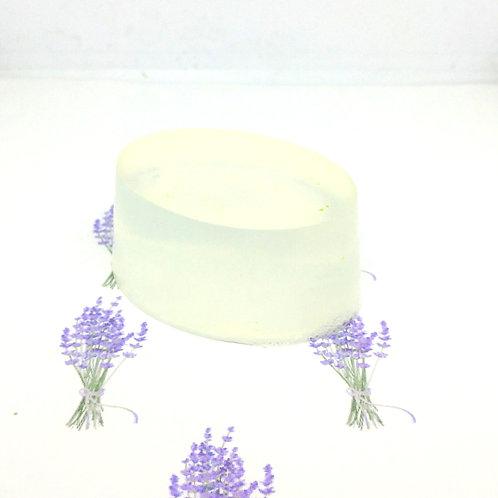 Lavender Scented Soap Bar