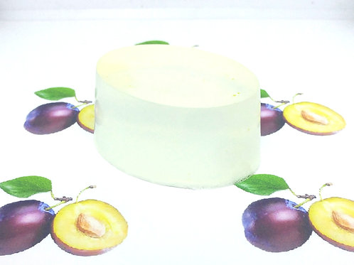 Plum Scented Soap Bar