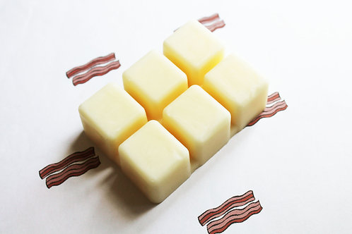 Hickory Smoked Bacon Scented Natural Wax Melts