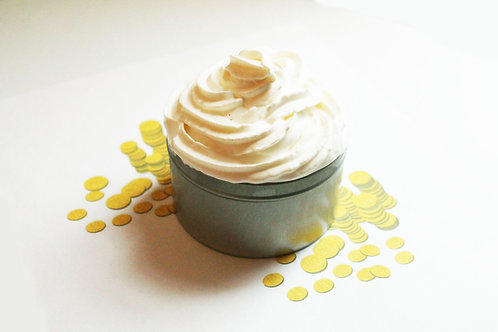Pirate Gold Natural Vegan Whipped Soap