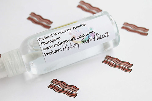 Hickory Smoked Bacon Scented Perfume Spray Cologne