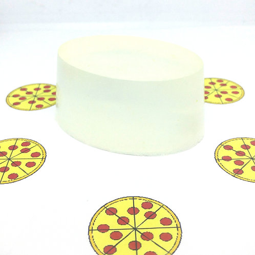 Pizza Scented Soap Bar