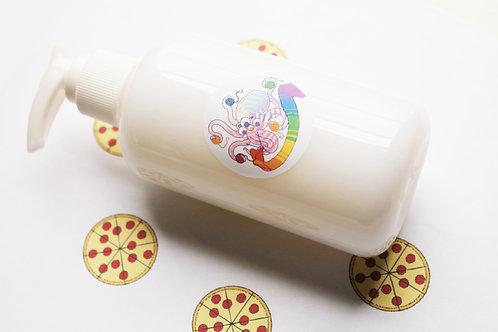 Pizza Scented Vegan Liquid Soap