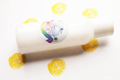Lemon Scented Natural Vegan Lotion
