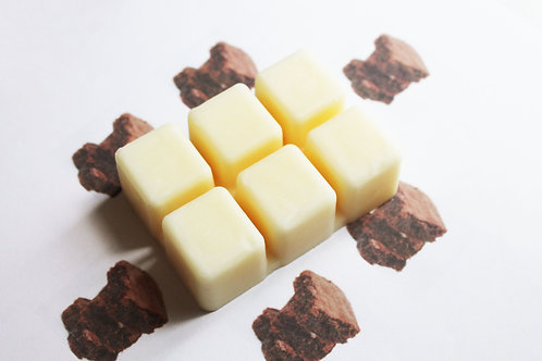 Hot Fudge Brownie Scented Natural Wax Melts