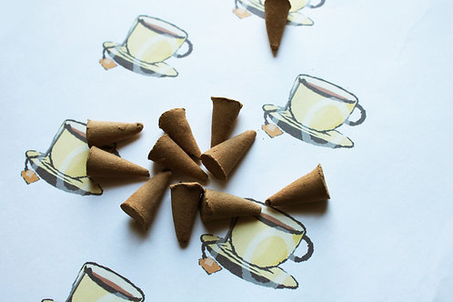 Tea Scented Cone Incense