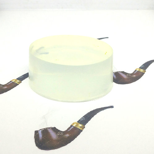 Pipe Tobacco Scented Soap Bar