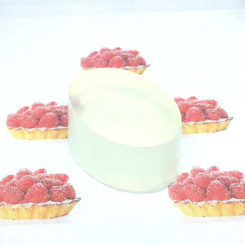 Raspberry Tart Scented Soap Bar