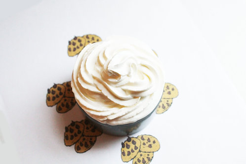 Chocolate Chip Cookie Natural Vegan Whipped Soap