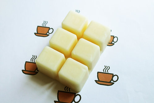 Black Coffee Scented Natural Vegan Wax Melts