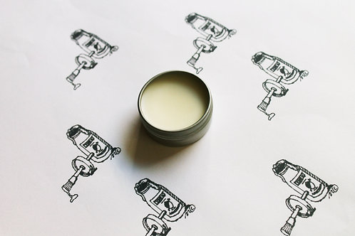 Rubber Cement Scented Natural Lip Balm