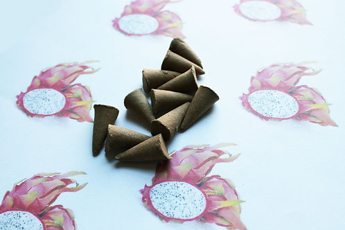 Dragon Fruit Scented Cone Incense