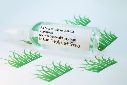 Fresh Cut Grass Scented Perfume Spray Cologne