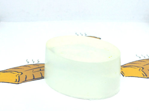 Fresh Baked Bread Scented Soap Bar